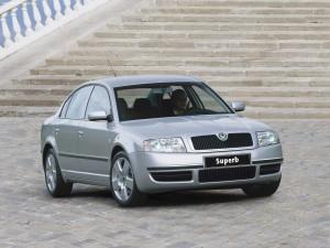 Skoda Superb 2001