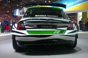 Skoda Fabia R5