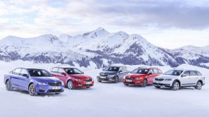 Skoda 4x4 Winter Discovery 2016